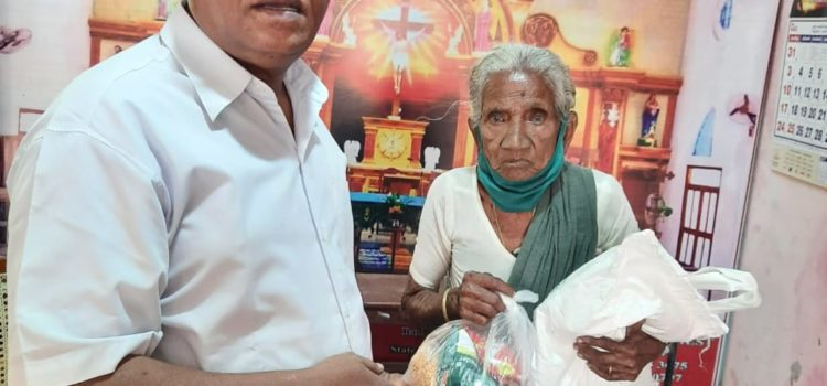 Report intermedio distribuzione aiuti Kumbakonam – Emergenza COVID19 India