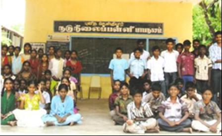 Sostegno allo studio – Diocesi di Kumbakonam, India