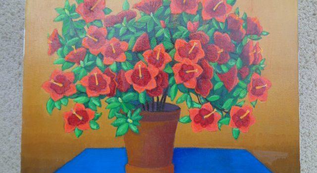 I quadri di Silvio Gatti sostengono Ashar Gan
